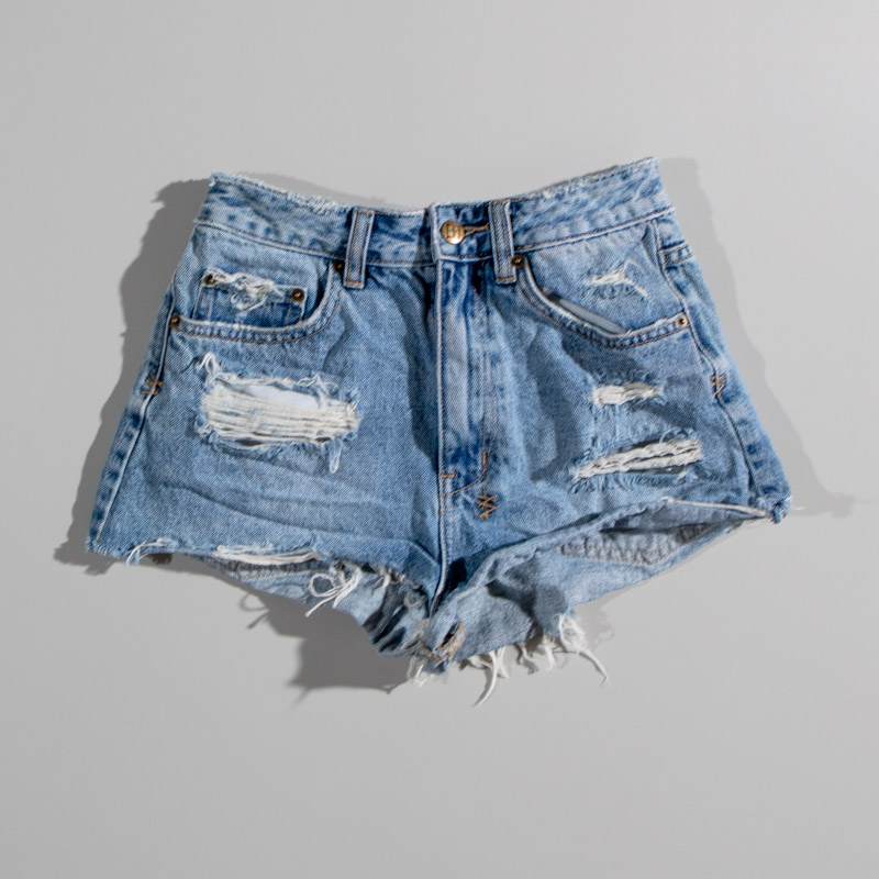 Ksubi Denim Shorts