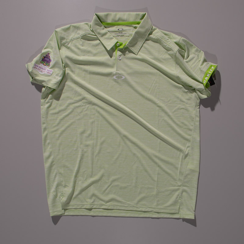 Oakley Green Gravity Polo Ryan Sheckler Tourny